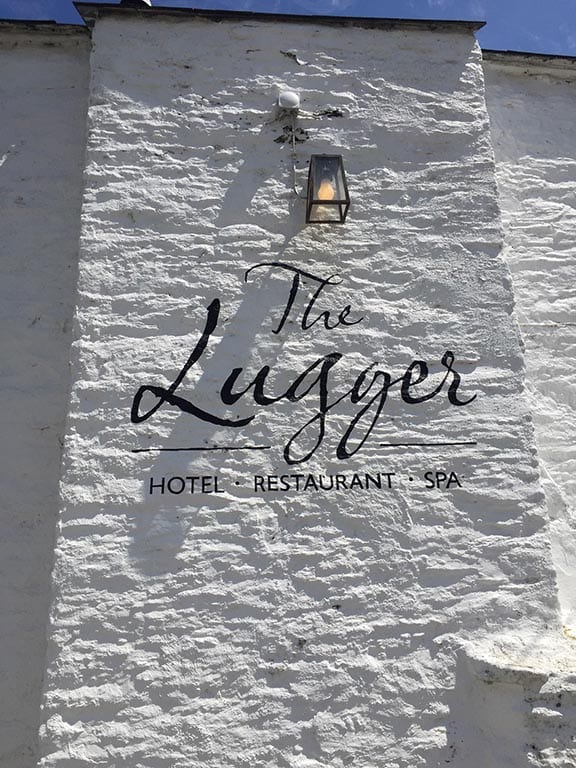 The Luggers Hotel - Portloe, Cornwall