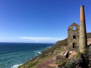 Wheal Cotes Mine - St Agnes- Cornwall