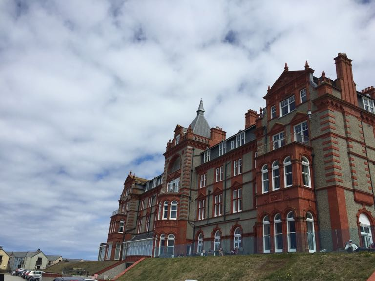The Headland Hotel, Newquay, Cornwall