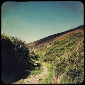 StAgnes countryside , Cornwall