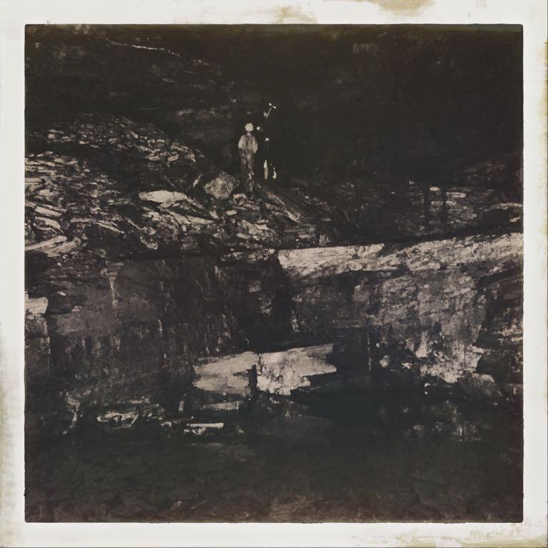 Carnglaze Caverns Miner