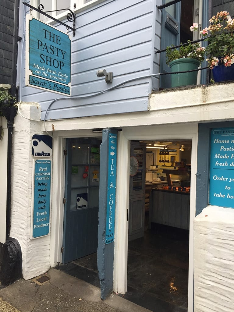 The Pasty Shop Looe