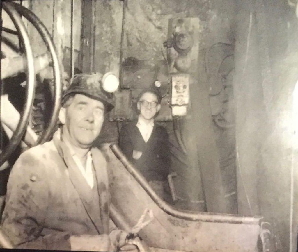 Old Cornish Miners